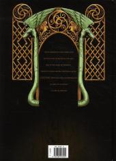 Verso de Merlin - La quête de l'épée -2a- La forteresse de Kunjir