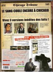Verso de Sanglante Chicago - Les années Capone - 1920-1930