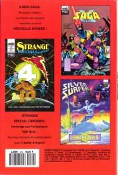 Verso de Strange -274- Strange 274