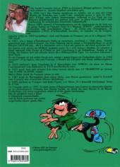 Verso de Gaston (en langues régionales) -10alsacien- La Saga des gaffes