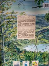 Verso de Le grand secret - De la source de la Loue aux forêts du Risoux