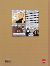 Verso de Le perroquet des Batignolles -1- L'énigmatique Monsieur Schmutz