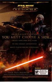 Verso de Star Wars: Jedi - The Dark Side (2011) -1- The Dark Side #1