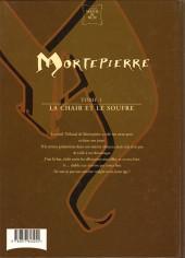 Verso de Mortepierre -1- La chair et le soufre