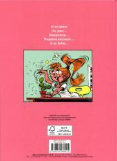 Verso de Gaston (Hors-série) - L'amour de Lagaffe