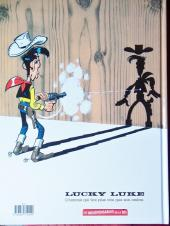 Verso de Lucky Luke -40Ind- Le Grand Duc