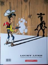 Verso de Lucky Luke -54Ind- La Fiancée de Lucky Luke
