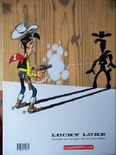 Verso de Lucky Luke -59Ind- Le Pony Express