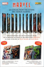 Verso de Marvel Icons (Marvel France - 2011) -5- Stark résistance