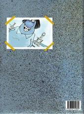 Verso de Les bidochon -2a1988- Les Bidochon en vacances