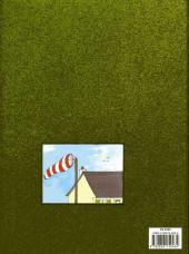 Verso de Les bidochon -4a1992- Maison, sucrée maison