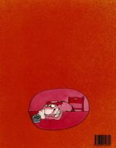 Verso de Les bidochon -6a1986- Les Bidochon en voyage organisé