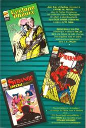 Verso de Strange -305- Strange 305