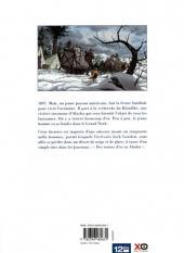 Verso de L'or sous la neige -1- Klondike