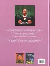 Verso de Les Enquêtes du commissaire Raffini -7b- Les petits meurtres