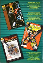 Verso de Strange -309- Strange 309