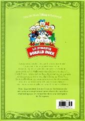 Verso de La dynastie Donald Duck - Intégrale Carl Barks -3- Bobos ou bonbons ? et autres histoires (1952-1953)