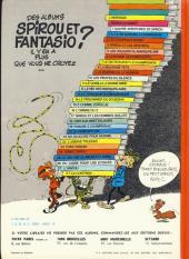 Verso de Spirou et Fantasio -22b76a- L'abbaye truquée