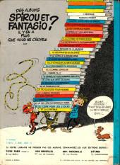 Verso de Spirou et Fantasio -23b76- Tora Torapa