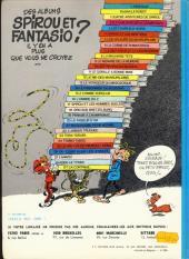 Verso de Spirou et Fantasio -25b80- Le gri-gri du Niokolo-Koba