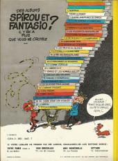 Verso de Spirou et Fantasio -26b77- Du cidre pour les étoiles