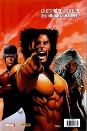 Verso de X-Men : La Fin -1- Rêveurs et démons