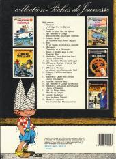 Verso de Spirou et Fantasio -HS01 a1985- L'héritage