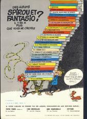 Verso de Spirou et Fantasio -17d77- Spirou et les hommes-bulles