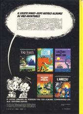 Verso de Spirou et Fantasio -20c1979- Le faiseur d'or