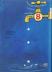 Verso de Gaston -7a1979- Un gaffeur sachant gaffer