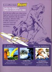 Verso de Rahan - La Collection (Altaya) -3- Le dieu mammouth - Le pays à peau blanche - La longue griffre