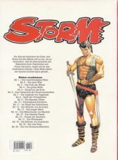 Verso de Storm (en allemand) -5a- Kampf um die Erde