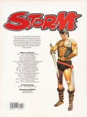 Verso de Storm (en allemand) -12a- Die Monster von Aromater