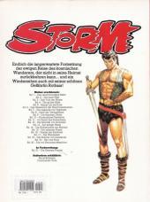 Verso de Storm (en allemand) -16- Vandal der Zerstörer