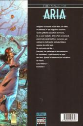 Verso de Magic of Aria (The) -INT1- Aria US 1-2-3-4 (1)