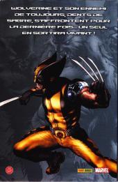 Verso de Marvel (Les grandes sagas) -5- Wolverine