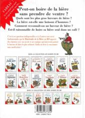 Verso de Le mini-guide -14a- Le mini-guide de la bière