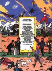 Verso de Tintin - Pastiches, parodies & pirates -18- Tintin et l'Alph-Art