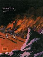 Verso de Voyage en Satanie -1- tome 1/2