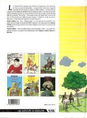 Verso de Les 7 Vies de l'Épervier -5a90a- Le maître des oiseaux