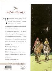 Verso de Les 7 Vies de l'Épervier -6b2007- La part du diable