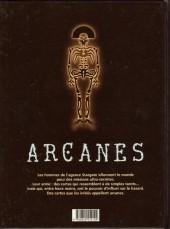 Verso de Arcanes -1- Le baron fantôme