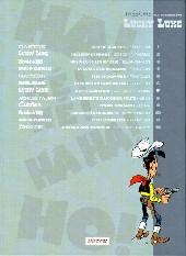 Verso de Les trésors de la bande dessinée -7- Lucky Luke - L'Empereur Smith