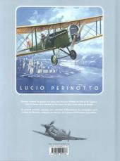Verso de (AUT) Perinotto -1- Artbook n°1