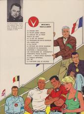 Verso de Michel Vaillant -6a1970a- La trahison de Steve Warson
