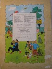 Verso de Tintin (Historique) -5B35- le lotus bleu