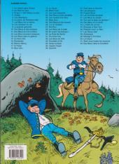 Verso de Les tuniques Bleues -2f09- Du Nord Au Sud