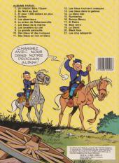 Verso de Les tuniques Bleues -5b1984- Les Déserteurs
