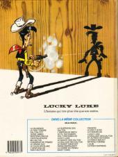 Verso de Lucky Luke -41FW- L'Héritage de Rantanplan