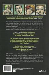 Verso de Locke & Key -2- Casse-tête